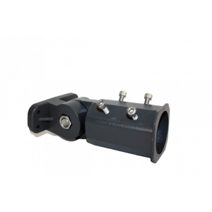 Muurbeugel scharnier Straatlantaarn 60mm