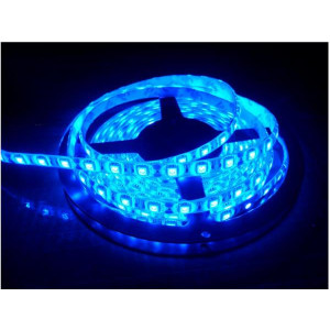 LED strip 4,8W 60LEDs/m Blauw 5m 12V
