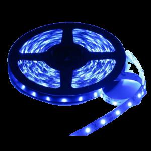 LED strip 4,8W 60LEDs/m Blauw 5m 24V