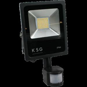 LED bouwlamp Sensor 230v 50w 6000 lumen