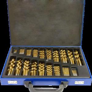Borenset HSS Titan coated 170 dlg 1-10mm
