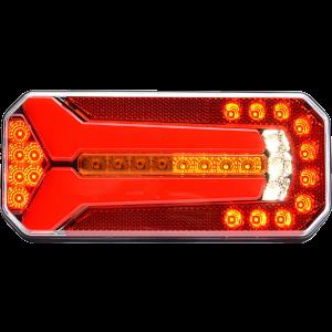 Achterlicht LED rechth.12/24v 7 functies L/R