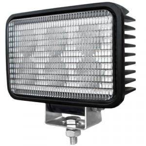 Led werklamp rechth. 18W 10-30V