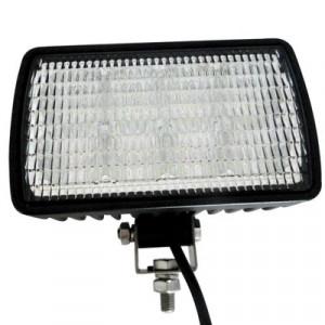 Led werklamp rechth. 24W 10-30V (draaibaar)