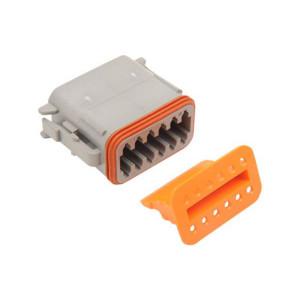 Deutsch connector DT serie 12pins