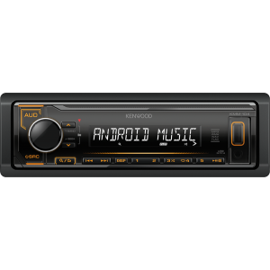 Kenwood KMM104AY Radio/USB
