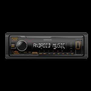 Kenwood KMM105AY Radio/USB