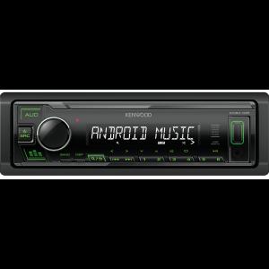 Kenwood KMM105GY Radio/USB