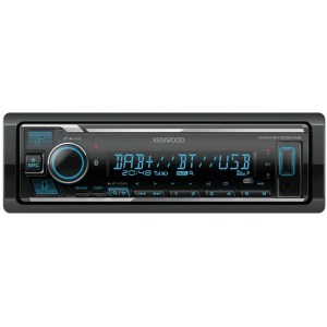 Kenwood KMM-BT506 Radio/USB/BT/DAB