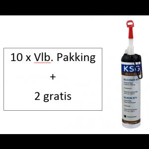 KSG vloeibare pakking 10 + 2 gratis