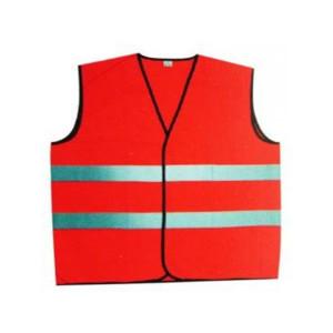 Veiligheids vest/hes oranje